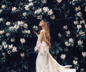 girl, photography, and pose image