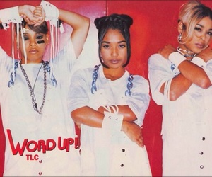 90s, iconic, and tlc image