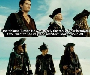 pirates of the caribbean, funny, and captain jack sparrow image