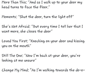 one direction, door, and 1d image