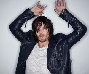 norman reedus, twd, and the walking dead image