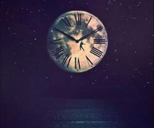 clock, love, and cool image