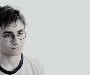 badass, daniel radcliffe, and harry potter image