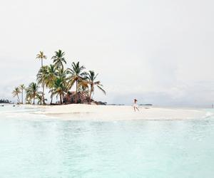 travel, Island, and sea image