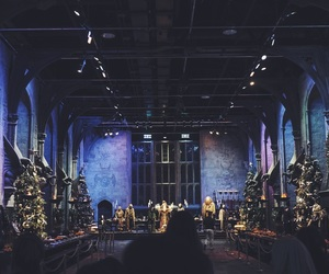 christmas, Dream, and hogwarts image