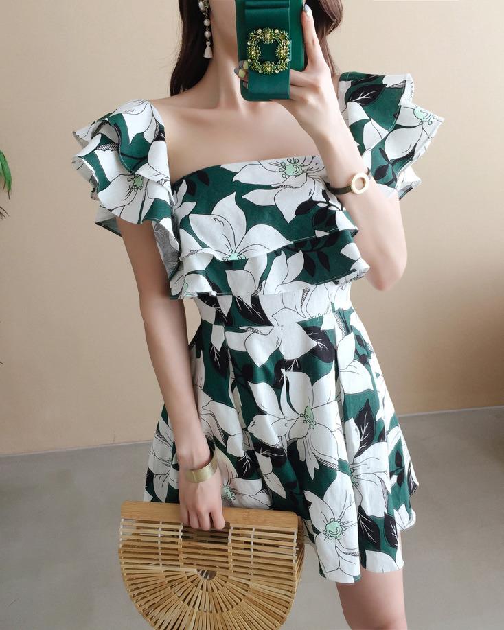 asian fashion, moda, and flower image