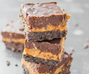 bars, chocolate, and desserts image