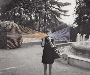 girl, art, and photography image