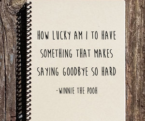 winnie the pooh, quotes, and love image
