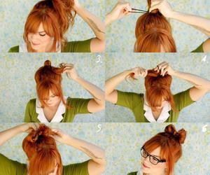 hair and peteado image