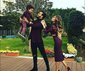 family, couple, and kids image