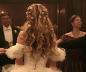 baroque, dress, and girl image