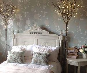 girls bedroom, enchanting, and my style shabby chic image