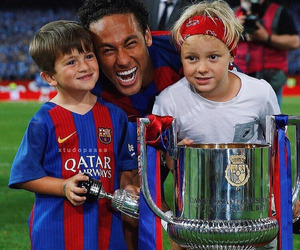 neymar and davi lucca image