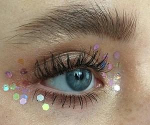 eyes, girls, and blue+eyes image