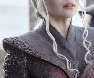 Queen, game of thrones, and daenerys targaryen image