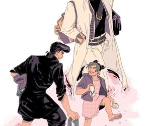 anime, jjba, and jojo bizarre adventure image
