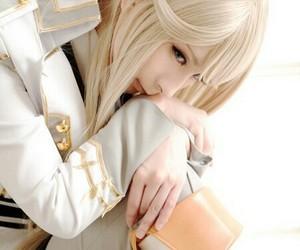 kamigami no asobi and cosplay image