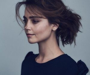 jenna coleman, doctor who, and clara oswald image