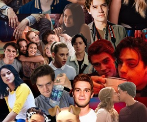 riverdale, jughead, and colesprouse image