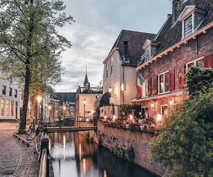 adventure, amsterdam, and city image