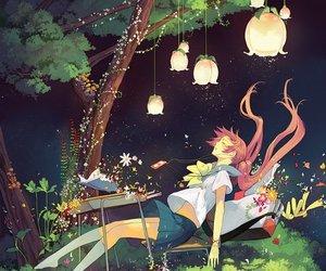 anime, manga, and illustration image