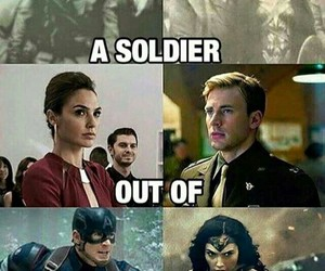 captain america, quote, and soldier image