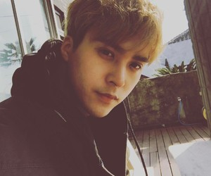 highlight, kpop, and dongwoon image