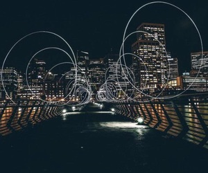 aesthetic, california, and city lights image