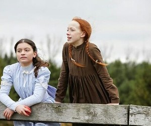 anne shirley and anne with an e image