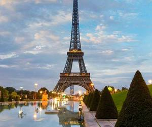 france, holidays, and paris image