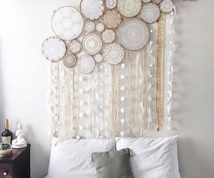 decoration, dreamcatcher, and home image