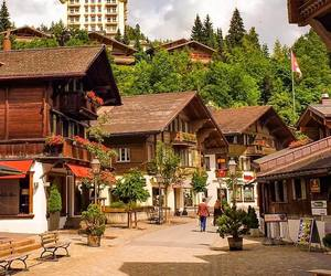 gstaad, holidays, and summer image