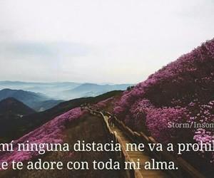 distance, heartbroken, and i miss u image
