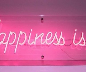 pink, happiness, and light image