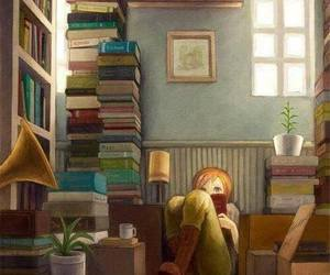 book, readers, and lectura image