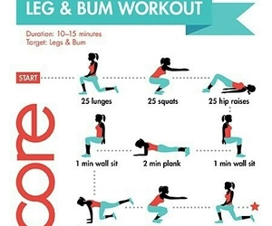 workout, fitness, and exercise image