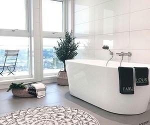 bathroom, design, and room image