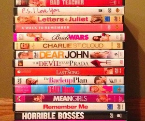 movies, dear john, and mean girls image