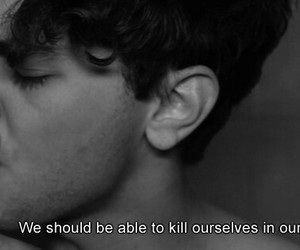 quote, xavier dolan, and kill image
