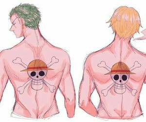 aesthetic, anime, and sanji image