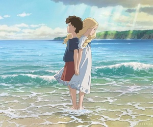 when marnie was there, anime, and studio ghibli image