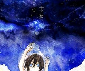 anime, yaboku, and god image