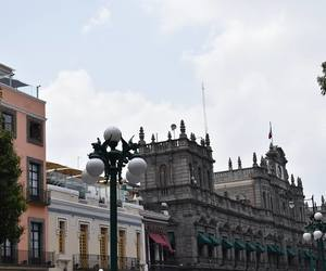 places, travel, and puebla image