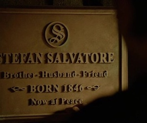 stefan salvatore, tvd, and the vampire diaries image