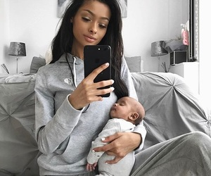 baby, beauty, and blogger image