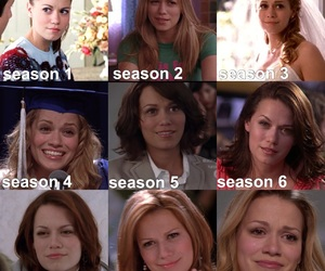 haley, one tree hill, and oth image