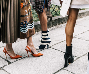 costumes, fashion, and shoes image