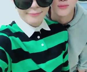 jimin, jin, and bts image