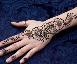 henna and Tattoos image